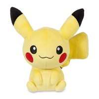 Pikachu Secret Base Poké Doll - 6 1/4""