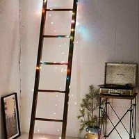 Crystal Battery Powered String Lights- Blue Multi One