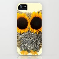 Hoot! Day Owl! iPhone Case by Marco Angeles | Society6