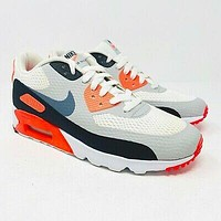 Nike Air Max 90 Ultra Essential White Infrared Mens Size 7 Black 819474 106