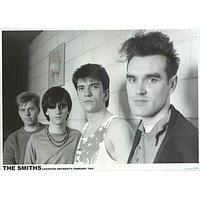 The Smiths Leicester University 1984 Poster 24x33