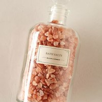 Mullein & Sparrow Pink Himalayan Bath Salts in Pink Himalayan Size: One Size Bath & Body
