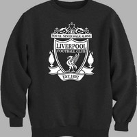 Liverpool FC Sweater for Mens Sweater and Womens Sweater *