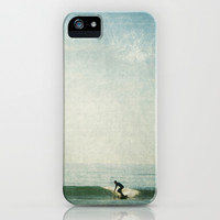 surf days iPhone & iPod Case by Tina Crespo