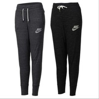 women nike autumn movement leisure yoga sweatpants