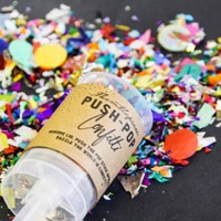 Shop Sweet Lulu - Push Pop Confetti