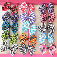 Bows by SimplyGlittered on Etsy