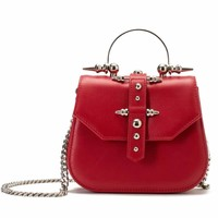 Mini Studded Red by Okhtein