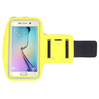 Workout Running Cover Casual Running Riding Arm Band s Gym Arm Band Case Cover for Samsung Galaxy S6 Edge IWY66
