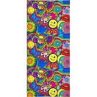 Hippie Vibes Beach Towel