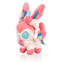 2016 Pokemon Eevee Sylveon Plush Soft Toy Stuffed Doll Cute  Kawaii Kids Stuffed Toys For Children Dolls Kawaii Kids Toys Dolls