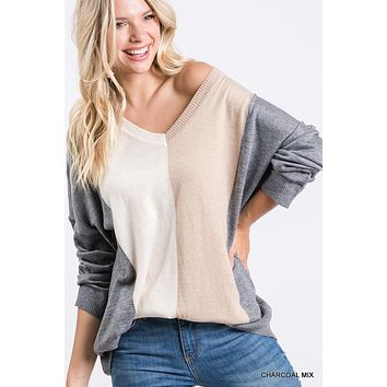 Glance Your Way Sweater
