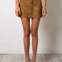 Gab & Kate Maison Skirt - Tan
