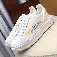 Louis Vuitton LV High Quality Fashion Women Casual Running Sport Shoes Sneakers