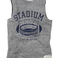 Sleeveless Stadium Tee