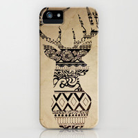 Oh Deer, Oh My iPhone Case by Madelyne Joan Templeton | Society6