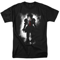 IT T-Shirt Pennywise Arrival Black Tee