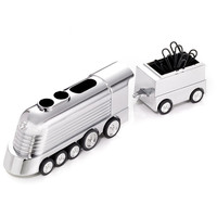 Troika Office Express Train Paperweight Desk Accessory