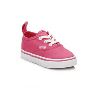 Vans Toddler Hot Pink Authentic Trainers
