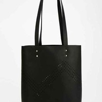 Cold Picnic X UO Perforated Leather Tote Bag-