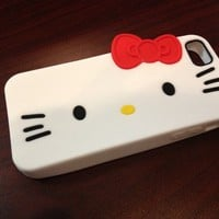 Hello Kitty iPhone 5 Case from Trend Shop