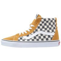 Vans SK8 REISSUE - High-top trainers - spruce yellow/navy - Zalando.co.uk