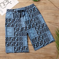 FENDI Men Casual Sport Shorts