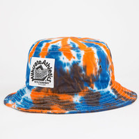 Milkcrate Athletics Ny Mens Bucket Hat Blue Combo One Size For Men 25341824901