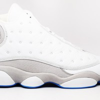 Air Jordan 13 Retro University Blue Basketball Shoes