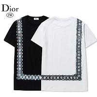 Dior Summer Newest T-Shirt Top Tee