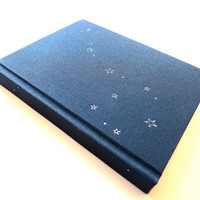 SCORPIO Zodiac Constellation Hardcover Journal, Blank Book, Notebook, Diary, Case Bound--4.5 x 5.75