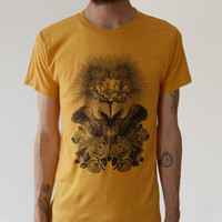 Mustard Collage Unisex T-Shirt