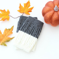 Double Dip Boot Cuffs