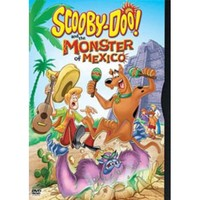 Scooby-Doo and the Monster of Mexico - Walmart.com