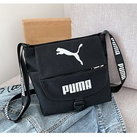NIKE&Adidas&Puma Fashion New Letter Print Women Men Crossbody Shoulder Bag