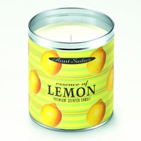 Essence of Lemon Candle