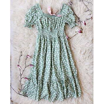 Daisy Moss Dress