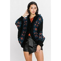 Cocoon Sweater Cardigan