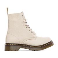 Dr. Martens Pascal 8-Eye Boot in Ivory