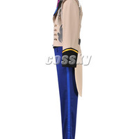 Frozen Prince Hans Tail Coat Outfit Costume
