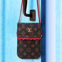 LV hot seller of patchwork color printed lady shoulder bag and fashionable shopping bag #4
