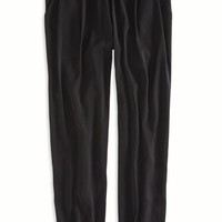 AEO Women's Slouchy Cinched Pant