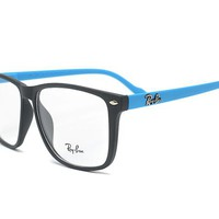 Eyeglasses Ray-Ban Vista RX 7049F 5439 MATTE BLUE