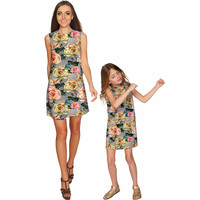 Prima Donna Adele Shift Party Mother and Daughter Dress