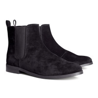 Flat Boots - from H&M