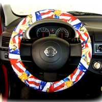Steering-wheel-cover-for-wheel-car-accessories-American-Flag