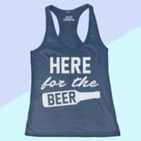 Here For The Beer Tanks