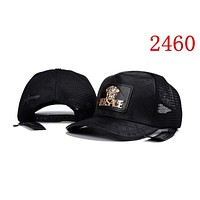 VERSACE Women Men Embroidery Sports Sun Hat Baseball Cap Hat 2460