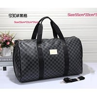 LV Louis Vuitton Women Fashion Leather Satchel Tote Shoulder Bag Handbag size:55*22*31