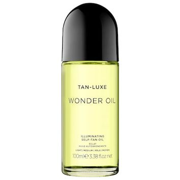 Wonder Oil Illuminating Self-Tan Oil - TAN-LUXE | Sephora